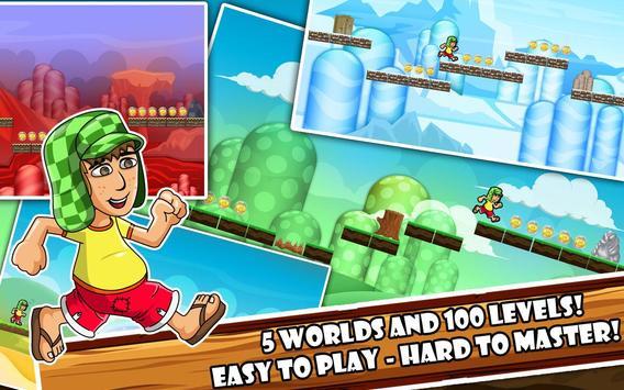 Super Chavis Land apk screenshot