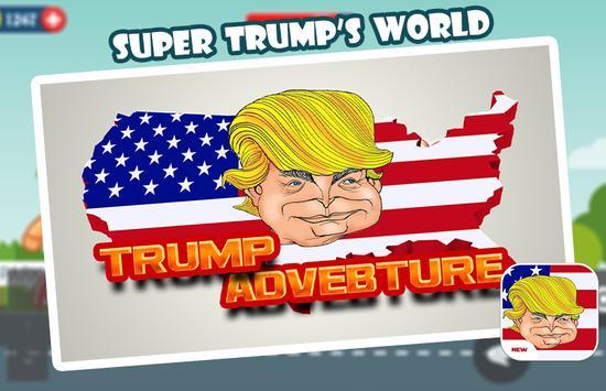 Super Trump World poster