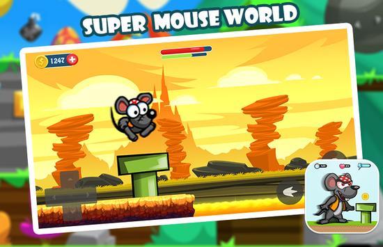 Super Mouse World apk screenshot