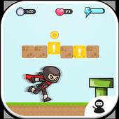 Super Ninja World icon