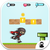 Super Ninja World icon