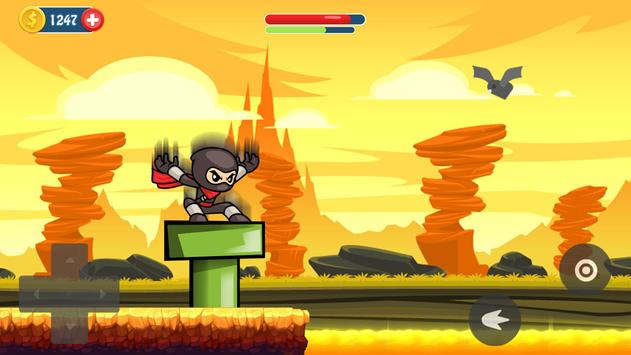 Super Ninja World screenshot 11