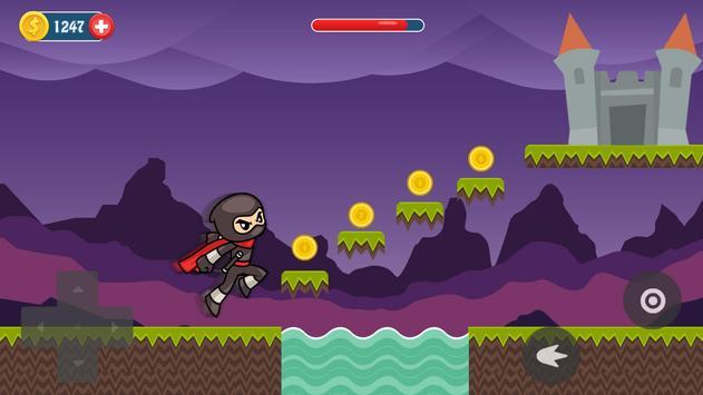 Super Ninja World screenshot 4