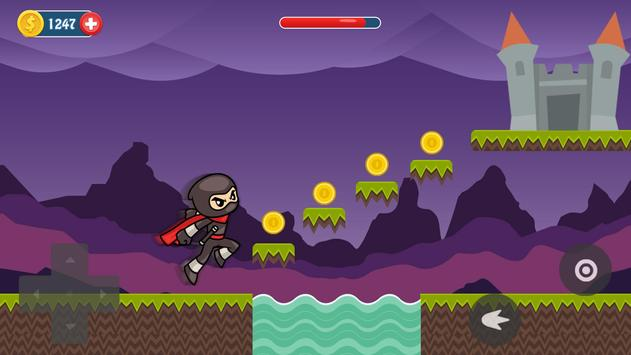 Super Ninja World screenshot 4