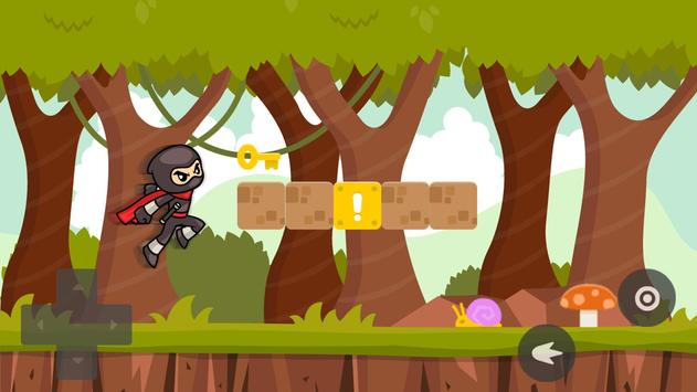 Super Ninja World screenshot 9
