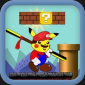 Super Pikachu World of Mario icon