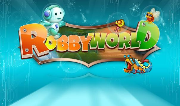 Super Robby World Adventures poster