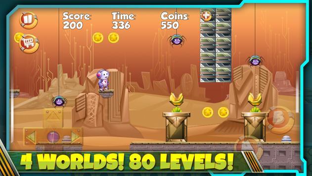 Super Robby World Adventures apk screenshot