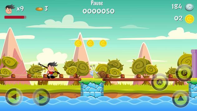Super Diggy World Adventure apk screenshot