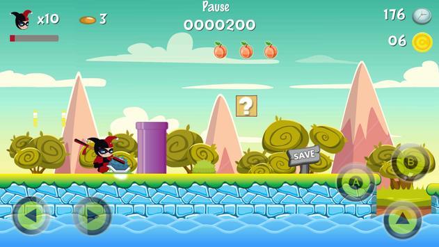 Super Harley Quenn World apk screenshot