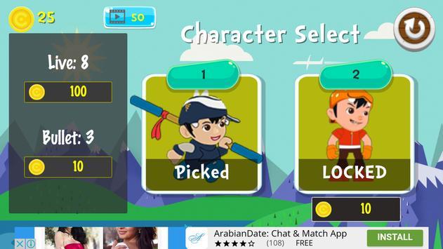 Superboy World apk screenshot