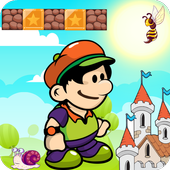 Super Jay World - The best classic platform game ! icon