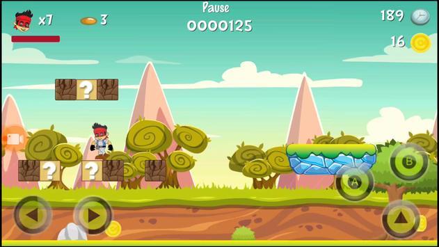 Jake World - Pirate Adventures apk screenshot