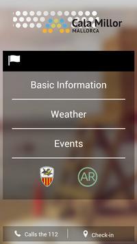 Cala Millor Beach apk screenshot