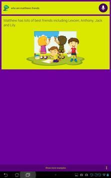 Kids Voice Search apk screenshot
