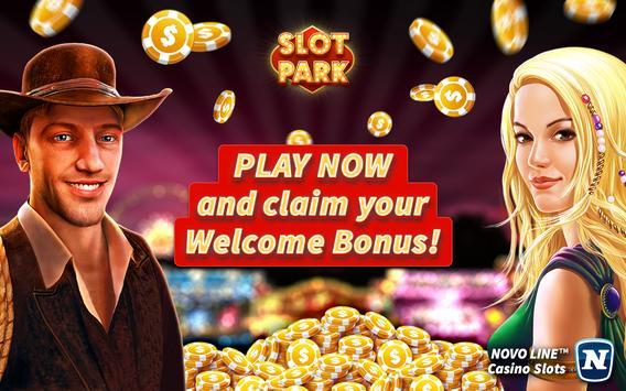 Slotpark captura de pantalla 14