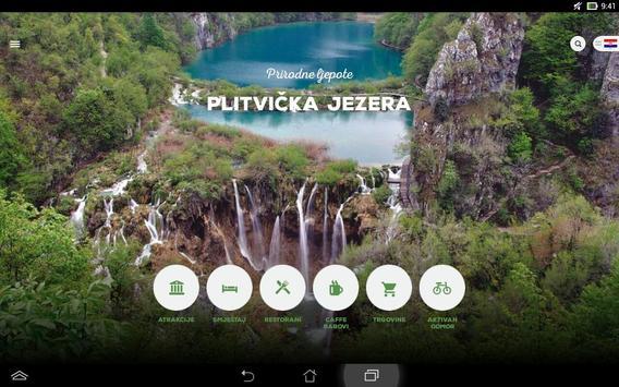 Plitvička jezera apk screenshot