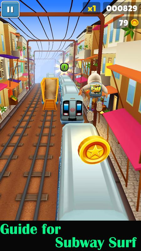 guide for subway surf for android apk download. Black Bedroom Furniture Sets. Home Design Ideas