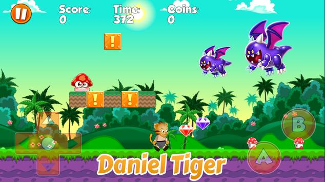 Daniel The Tiger Adventure: Super Snow Adventures screenshot 1