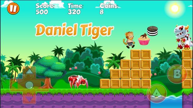 Daniel The Tiger Adventure: Super Snow Adventures screenshot 2