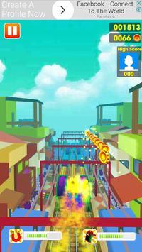 Subway surf Run Pro plus apk screenshot