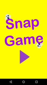 snap game poster