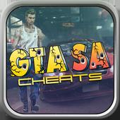 Cheats GTA SA icon