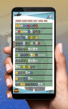 Cheats GTA SA screenshot 5