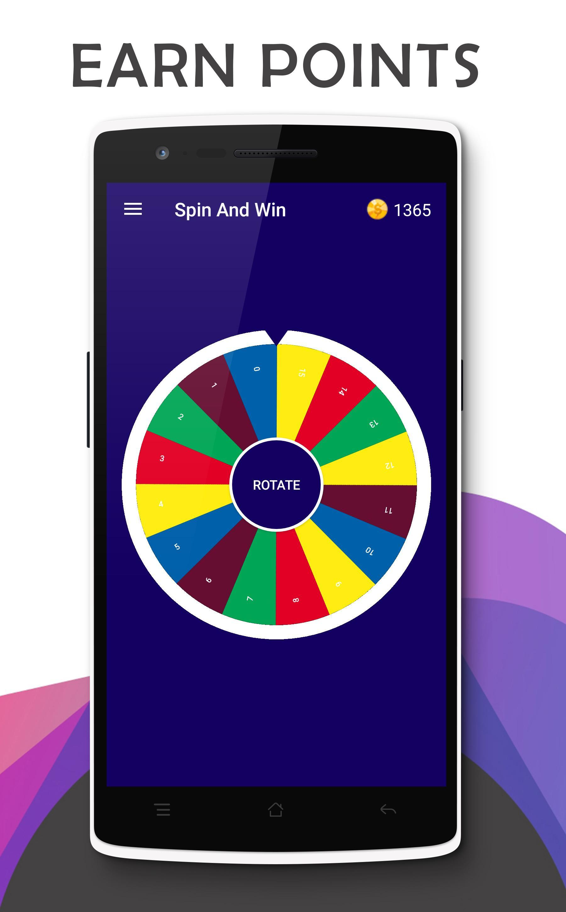 Spin and Win : Play and Win Rewards for Android - APK Download