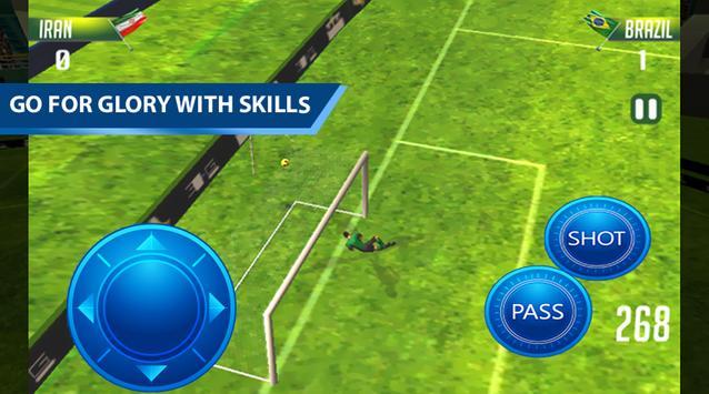 World Football Soccer 2017 screenshot 3