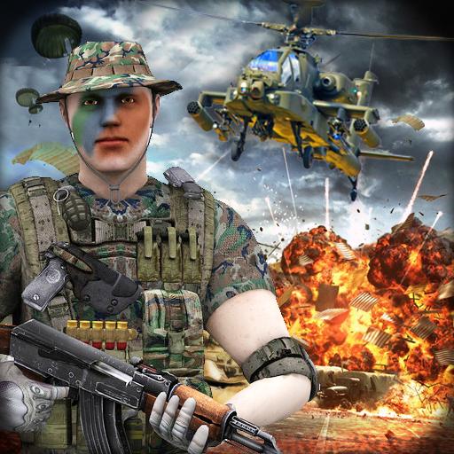Player Critical Battleground Ops: fps action games