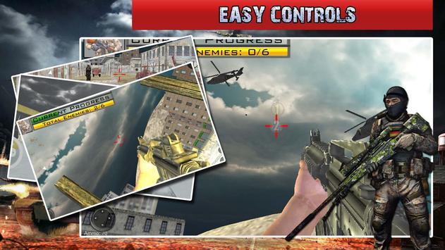 Player Critical Battleground Ops: fps action games screenshot 5