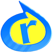 Real Player: Classic Yellow VIDEO icon