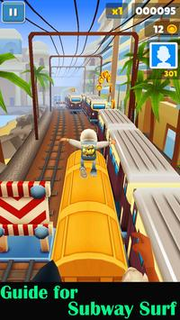 Guide for Subway Surf poster