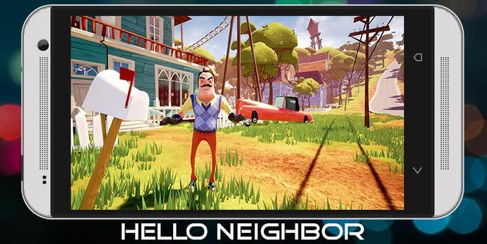 Walkthrough Hello Neighbor poster