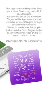 Vanessa Mdee Songs + Lyrics. apk screenshot