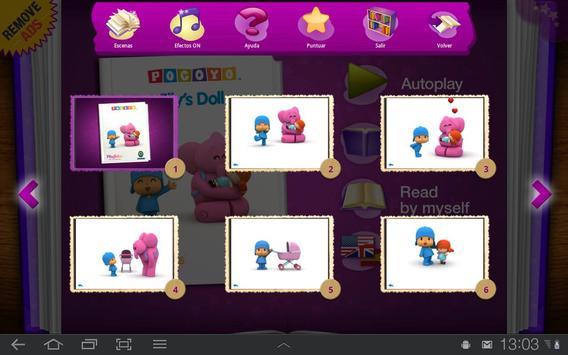 Pocoyo - Elly's Doll apk screenshot