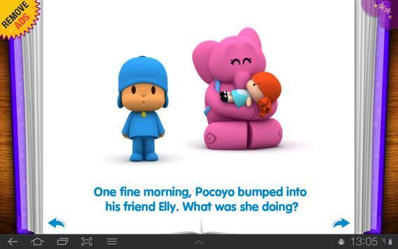Pocoyo - Elly's Doll screenshot 2