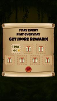 Dominoes Merged: Jungle puzzle game apk screenshot
