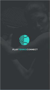 PlayTennisConnect Comm. Ed. poster