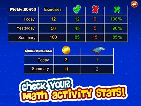 Basic Math Games for kids: Addition Subtraction screenshot 5