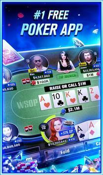 World Series of Poker - Texas Hold'em Poker apk screenshot