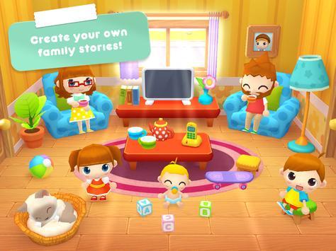 Sweet Home Stories - My family life play house imagem de tela 10