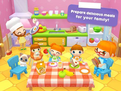 Sweet Home Stories - My family life play house imagem de tela 6
