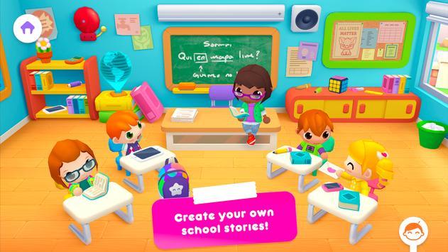 Sunny School Stories poster