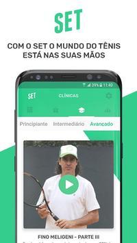 SET: Somos Tênis apk screenshot