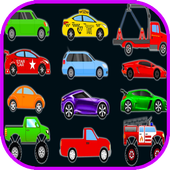 New Kids Cars Cartoon Collection icon