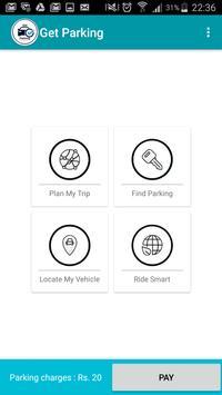 Get Parking screenshot 1