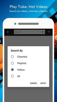 Play Tube: Hot videos apk screenshot
