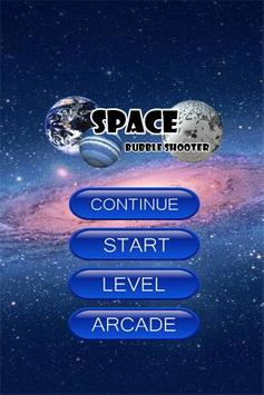 Space Bubble Shooter poster